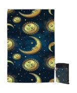 Moon and Sun in Space Quick Dry Beach Towel - $28.19+
