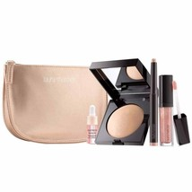 Laura Mercier Rose Glow Radiance Collection 5-PICES GIFT SET Brand New i... - $43.57