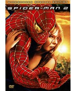 Spider-Man 2, Widescreen Special Edition, Two Disc , 2004 - $9.99