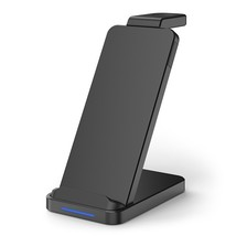 YQ02 2-in-1 Wireless Charger with Type-C Interface for iPhone / iWatch 1... - $80.13