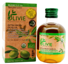 Very Rare Morocco OLIVIE PLUS 30X Extra Virgin Olive Oil 250ml Natural O... - $75.00
