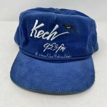 Vintage Ketchikan Alaska KECH 95.3 FM Strapback Hat  - $9.89