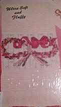 Country Christmas Finger Tip Towel Cross Stitch Kit Wall Hanger NIP - $18.14