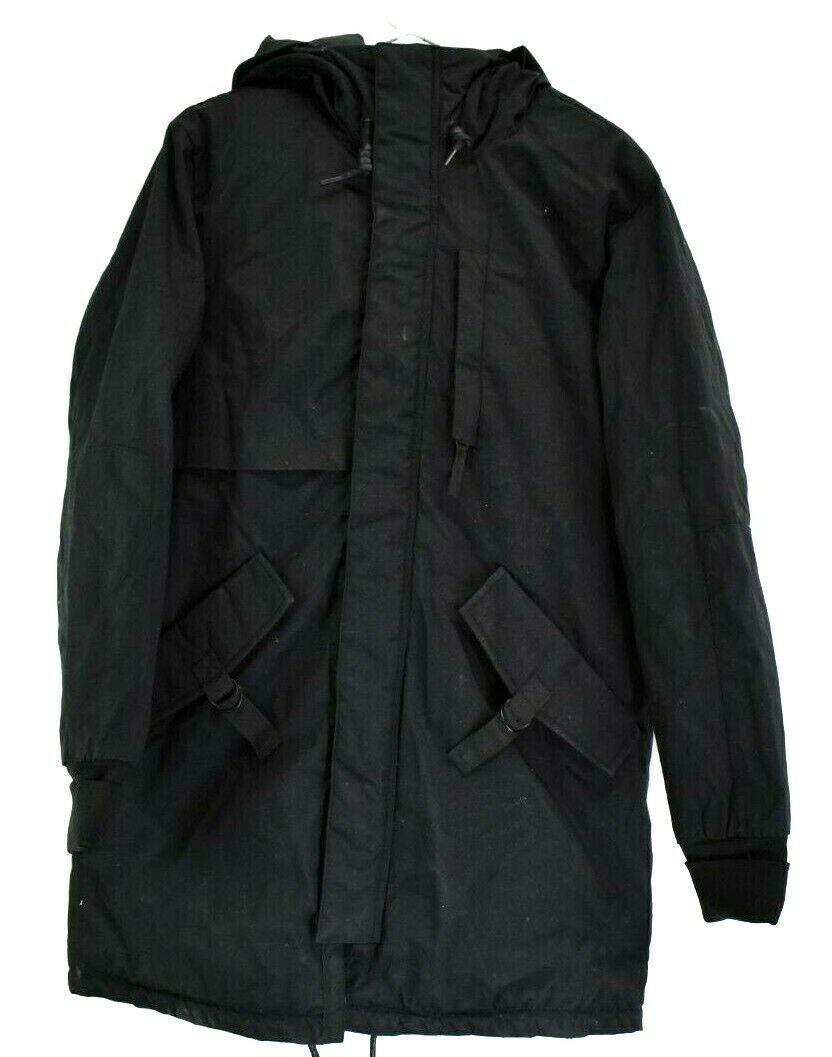 pull bear men 39 s medium m heavy winter sports coat jacket. Black Bedroom Furniture Sets. Home Design Ideas