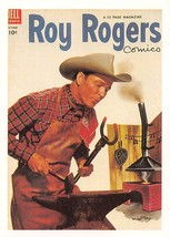 1992 Arrowpatch Roy Rogers Comics Trading Card #70 > Trigger > Happy Trail - $0.99