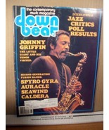 Down Beat Magazine August 9 1979 Johnny Griffin, Spyro Gyra, Auracle, Se... - $8.99
