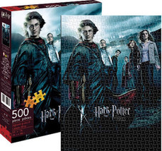 Harry Potter and the Goblet of Fire Image 500 Piece Jigsaw Puzzle NEW SEALED - $15.47