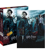 Harry Potter and the Goblet of Fire Image 500 Piece Jigsaw Puzzle NEW SE... - $15.47