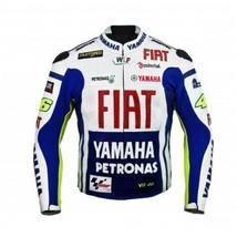 VALENTINO ROSSI YAMAHA FIAT PETRONAS MOTORBIKE JACKET - $139.99+