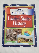 NYSTROM ATLAS OF UNITED STATES HISTORY By Jacqueline L. Frierson NEW--FR... - $15.00