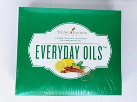 Young Living Everyday Oils Set - 10 Popular Essential Oils and Blends - ... - $125.77