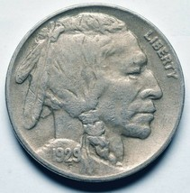 1929D Buffalo Nickel 5¢ Coin Lot# A 261