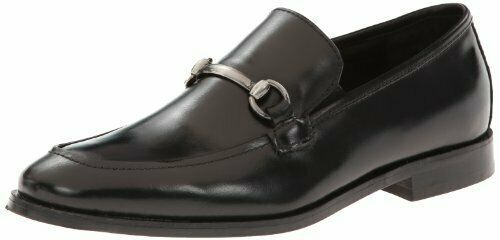 Primary image for Florsheim Men's Jet Bit Slip-On Loafer,Black - Size 12D US