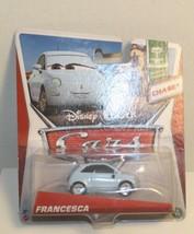 Disney Pixar Cars Francesca CHASE 2013 Festival Italiano Fiat 500 VERY R... - $8.99