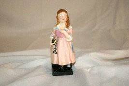 Royal Doulton 1983 Dickens Miniature Little Nell Figurine - $41.57