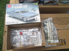 AMT 1964 Chevy Impala 1/25 scale - $15.99