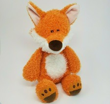 "15"" AURORA 2019 ORANGE & WHITE BABY FOX STUFFED ANIMAL PLUSH TOY LOVEY C... - $45.82"