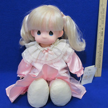 Precious Moments Doll Missy Pink Sends Message Love Is Kind Jonathan Dav... - $12.22