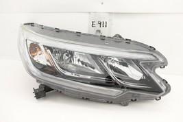 Used Oem Head Light Headlight Lamp Headlamp Honda Crv CR-V Led 15 16 Damaged Rh - $118.80