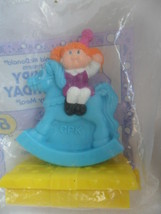 1994 Happy Birthday Cabbage Patch Kids Rocking Horse Train #8 McDonalds Meal Toy - $7.89