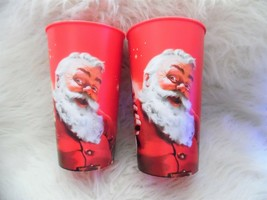 Coca-Cola Holiday Collectible Cups - $20.33