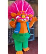 King Peppy Mascot Costume Adult Trolls Mascot Costume For Sale - $325.00