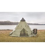 Hunting Camping Teepee Tent 18' x 18' - $200.00