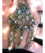 HAUNTED MASTER MAGICK AMULET  ALL OF ALEXANDRIA'S DIVINE CONNECTIONS OOAK MAGICK - $12,777.77