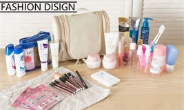 Cosmetic Bag Case Beauty Product Makeup Organizer Toiletry Travel Storage Box  - $28.99