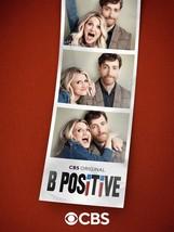 B Positive Poster Sitcom TV Series Art Print Size 11x17 14x21 24x36 27x4... - $10.90+