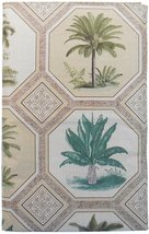 Elrene Tropical Palm Trees Vinyl Flannel Backed Tablecloth - €12,84 EUR+