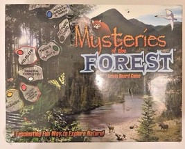 Mysteries of the Forest Trivia Board Game by Northern Games Co LTD - $142.50