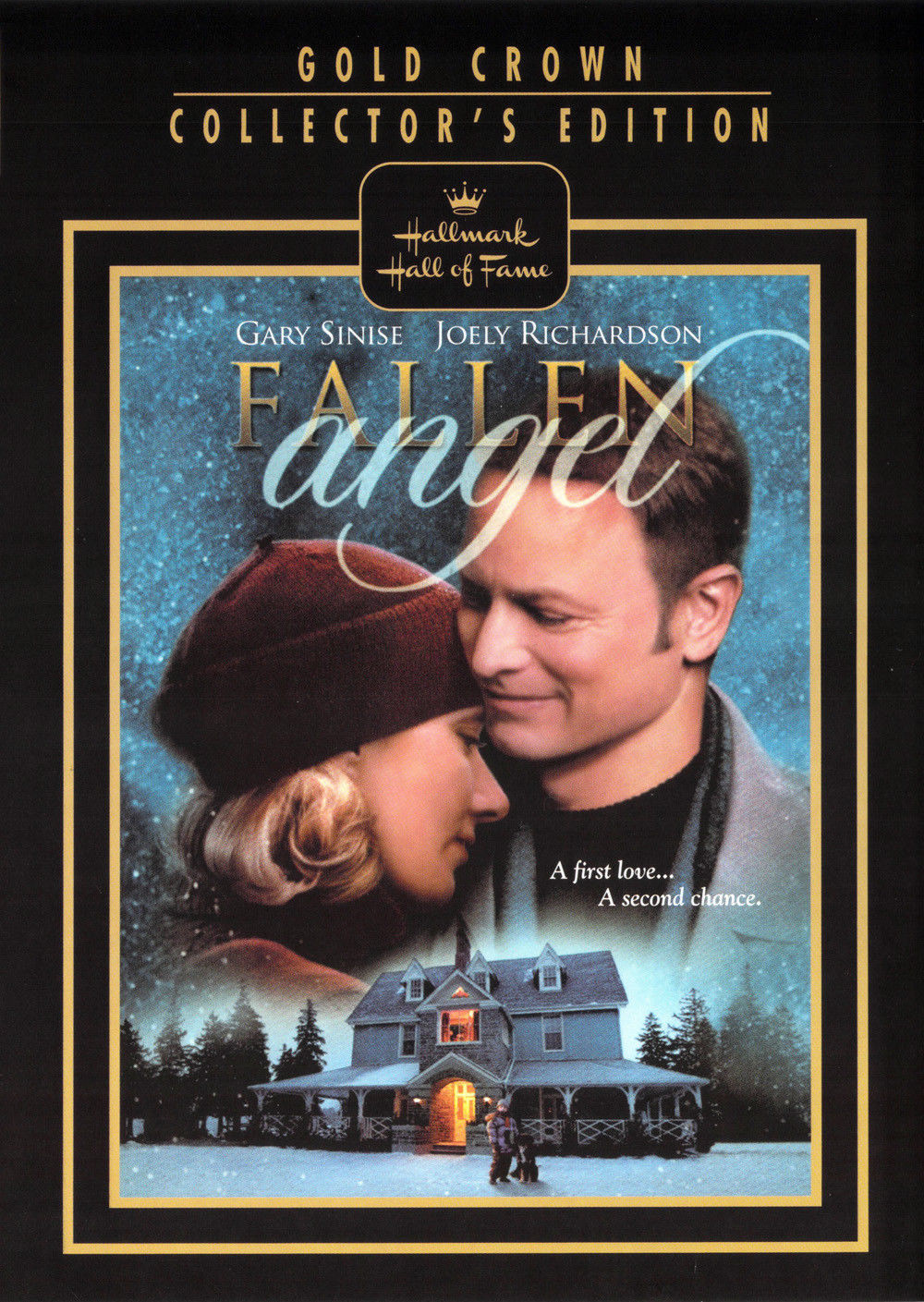 Fallen Angel [DVD New] Gary Sinise, Joely Richardson