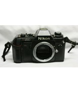 Vintage Nikon N2000 35mm Camera – Body Only – Untested - $29.69
