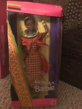 Special Edition Kenyan Barbie, Dolls Of The World Collection, Limited Ed... - $9.50