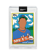 Topps PROJECT 2020 Baseball Card 119 - 1985 Dwight Gooden by Fucci - $34.64
