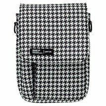 Lihit lab. carrying pouch A7574-30 A6 houndstooth Ultra-God Warrior of - $50.55