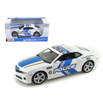 2010 Chevrolet Camaro RS SS Police 1/24 Diecast Model Car by Maisto 31208 - $28.93