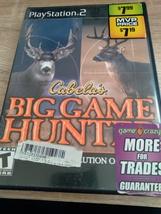 Sony PS2 Cabela's Big Game Hunter (no manual) image 1