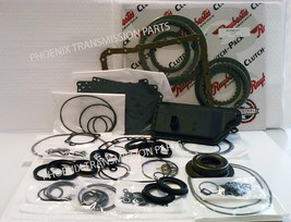 JF506E Transmission Rebuild Kit with Filter Kit and Clutches VW  - $390.51