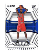 2015-16 Bobby Portis Panini Clear Vision Blue Rookie /149 - Chicago Bulls - $1.19