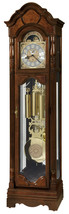 Howard Miller 611-226 (611226) Wilford Grandfather Floor Clock - Cherry ... - £2,197.98 GBP