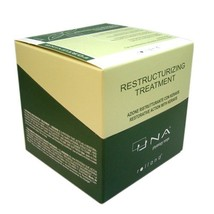 UNA Restructurizing Treatment for Damaged Hair 12 Vials