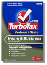 TurboTax Home and Business 2009 - $75.00