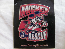 Disney Trading Pins 101838: Mickey to the Rescue - $9.50