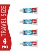 Crest Cavity Travel Size Toothpaste, 0.85 oz. Pack of 4 - $10.99
