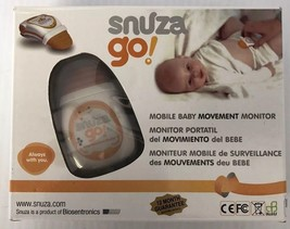 Snuza Go! Portable Baby Sleep Movement Monitor for Safe Sleep - $49.49