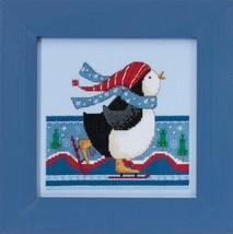 Polar Skate 2017 Polar Opposites cross stitch kit Debbie Mumm Mill Hill - $14.85