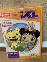Fisher Price iXL Learning System Software nihao,Kai-lan - $14.26