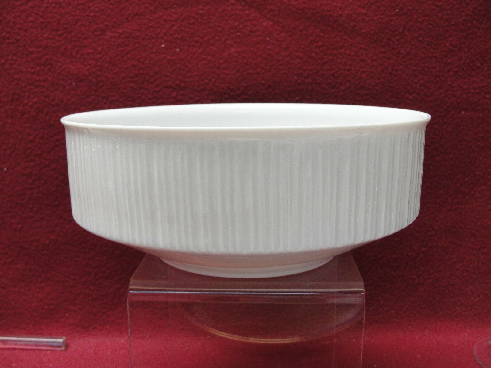 "Primary image for ROSENTHAL Studio Line China VARIATIONS by Tapio Wirkkala - 7"" SERVING BOWL"